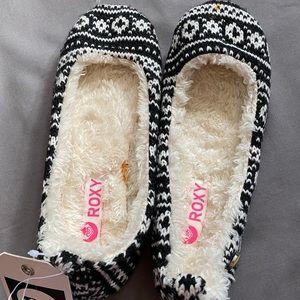 Roxy Women's Hot Cocoa Slipper Size 6